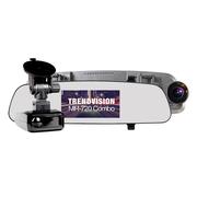 Видеорегистратор TrendVision MR-720 Combo черный