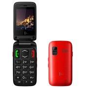 Мобильный телефон F+ Ezzy1 Trendy Red