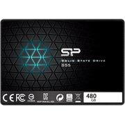 Накопитель SSD 480GB QUMO Novation TLC 3D 560/540 MB/s;  AS2258 (Q3DT-480GAEN)