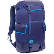 "Рюкзак для ноутбука 17.3"" Riva 5361 синий полиуретан"