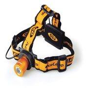 Фонарь налобный AceCamp Back light оранжевый/черный 1Вт (1019)