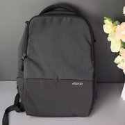 Рюкзак Aspor 1020 черный (ткань)