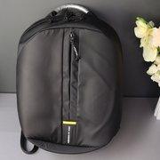 Рюкзак Aspor 1049A черный (плащевка)