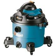 Строительный пылесос Bort BSS-1330-Pro синий