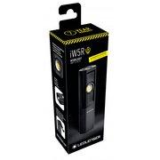 Фонарь универсальный Led Lenser IW5R черный 18650 (502004)