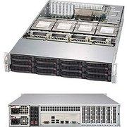 Платформа SuperMicro SSG-6049P-E1CR36H LSI3108 10G 2P 2x1200W