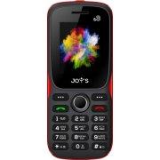 Мобильный телефон Joy's S3 Black/Red