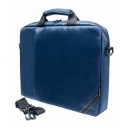 "Сумка для ноутбука 15,6"" PC Pet PCP-1004BL Nylon Style Toplader Front compartment Side Stripes Dark Blue (PCP-1004BL)"