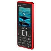 Мобильный телефон Maxvi X650 Red