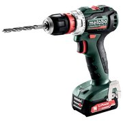 Дрель-шуруповерт Metabo PowerMaxx BS 12 BL Q (кейс в комплекте)