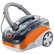 Пылесос моющий Thomas Pet & Family серый/оранжевый