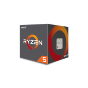 Процессор APU sAM4 AMD Ryzen 5 2400G Box (YD2400C5FBBOX)