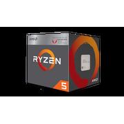 Процессор APU sAM4 AMD Ryzen 3 2200G Tray (YD2200C5M4MFB)