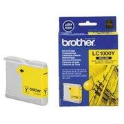Картридж Brother LC1000Y желтый для DCP-130/330