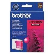 Картридж Brother LC1000M пурпурный для DCP-130/330