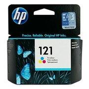 Картридж HP 121 Color Deskjet для F2493/D1663/D2563/D2645 165стр. (CC643HE)