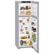 Холодильник Liebherr CTsl 3306 серебристый
