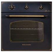 Духовой шкаф Electronicsdeluxe 6006.03 эшв-009 черный матовый