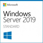 ПО Microsoft Windows Server Standard 2019 64Bit English DVD 5 Client 16 Core (P73-07680)