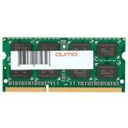 ОЗУ Qumo QUM4S-4G2666C19 SO-DIMM 4GB DDR4-2666 PC4-21300 CL19, 1.5V, Single Rank, Retail