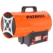 Тепловая пушка газовая Patriot GS 16 оранжевый