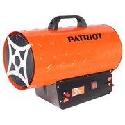 Тепловая пушка газовая Patriot GS 30 оранжевый