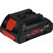Батарея аккумуляторная Bosch ProCORE18V 18В 4.0Ач Li-Ion (1600A016GB)