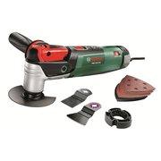 Многофункциональный инструмент Bosch PMF 250 CES зеленый/черный