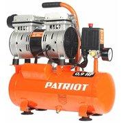 Компрессор поршневой Patriot WO 10-120 оранжевый