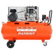 Компрессор поршневой Patriot PTR 100-440I оранжевый