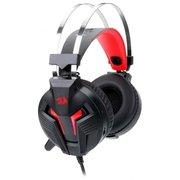 Наушники с микрофоном Redragon Memecoleous черный+красный
