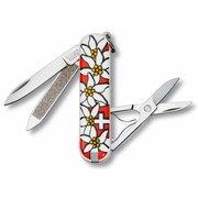 Нож перочинный Victorinox Classic Edelweiss (0.6203.840) 58мм 7функций