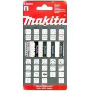 Набор пилок универсальные Makita A-86898 5пред. (лобзики)