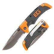 Нож перочинный Gerber Bear Grylls Scout (1013958) черный