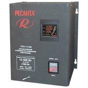 Стабилизатор напряжения Ресанта СПН-13500 серый