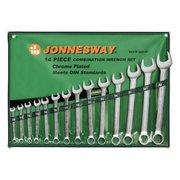 Набор инструментов Jonnesway W26114S 14 предметов