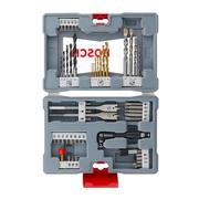 Набор бит Bosch Premium Set - 49 (2608P00233) (49пред.)