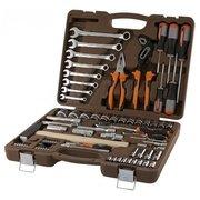 Набор инструментов Ombra OMT77S12 77 предметов (жесткий кейс)