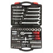 Набор инструментов Зубр 27635-H82 82 предмета (жесткий кейс)
