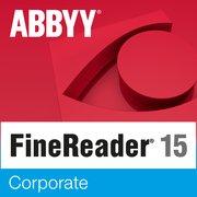 Электронная лицензия ABBYY FineReader 15 Corporate Full бессрочная 1 ПК (AF15-3S1W01-102)