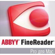 Электронная лицензия ABBYY FineReader Pro для Mac бессрочно 1 ПК (AFPM-1S1W01-102)
