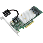 RAID Контроллер Adaptec SmartRAID 3154-24i (SMARTRAID_3154-24I) Single, 2294700-R, 24 internal ports, 6 x SFF-8643, RAID 0, 1, 5, 6, 50, 60