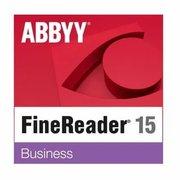Электронная лицензия ABBYY FineReader 15 Business Full бессрочная 1 ПК (AF15-2S1W01-102)