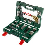 Набор принадлежностей Bosch V-line 91 предмет (жесткий кейс)