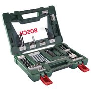 Набор принадлежностей Bosch V-line 68 предметов (жесткий кейс)