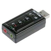 Звуковая карта ASIA USB 8C V&V TRUA71 (C-Media CM108) 2.0 Ret