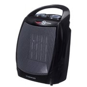 Тепловентилятор Starwind SHV2005 черный/серый