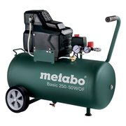 Компрессор Metabo Basic 250-50 W OF зеленый
