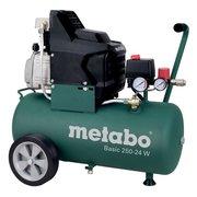 Компрессор Metabo Basic 250-24 W зеленый