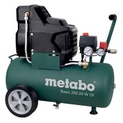 Компрессор Metabo Basic 250-24 W OF зеленый